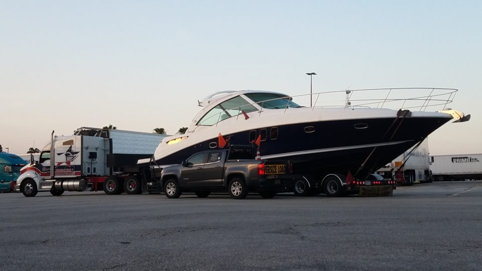 US Boat Haulers – The Professional Boat Movers!